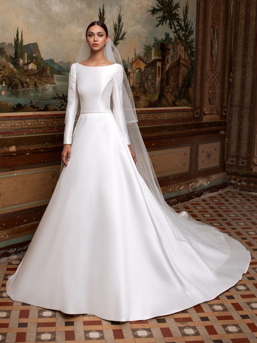 Five New Thoughts About Cheap Wedding Dresses Canada Online That Will Turn Your World Upside Down Vestido De Noiva Vestidos Vestidos De Noiva Minimalistas