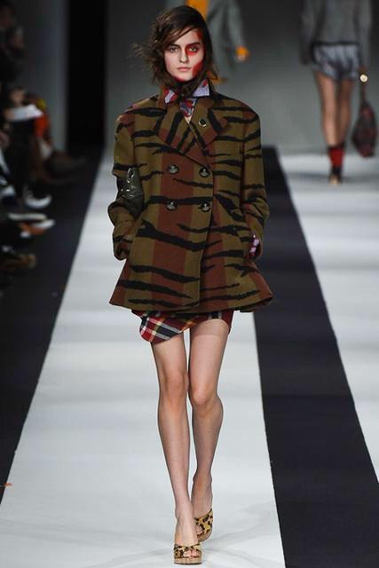 Vivienne Westwood Red Label ... #LFW #fashionweek #fashion #AW1516 #RTW