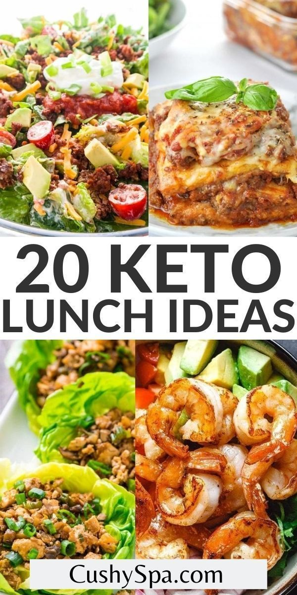 20 Easy Keto Lunch Ideas for Work You Have to Try in 2020