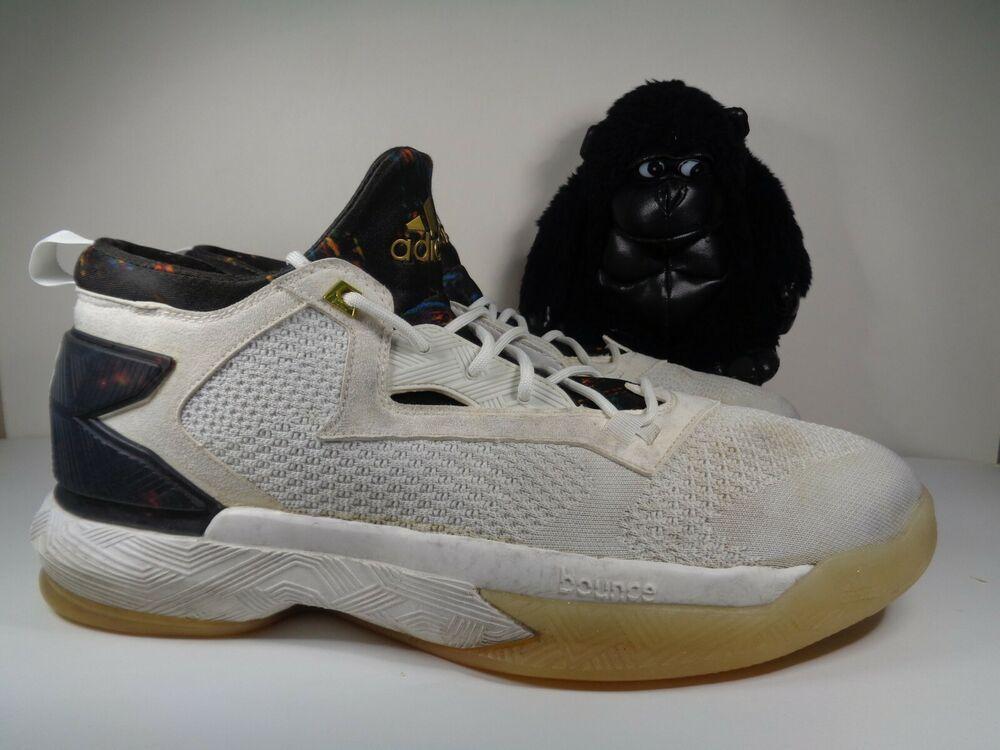 Mens Adidas Bounce Running Athletic Shoes Size 16 Us Ebay