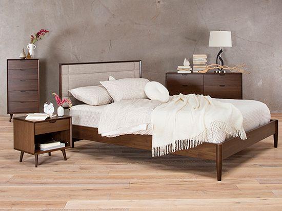 $600 Juneau Bed  Scandinavian Design