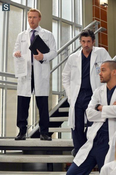 Grey\'s Anatomy - Episode 10.14 - You've Got to Hide your Love Away ...