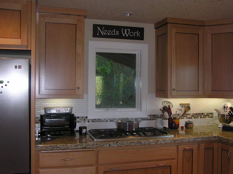 Cooktop in front of kitchen window? - Kitchens Forum - GardenWeb ...