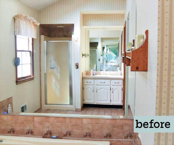 Photo of Fresh start for a master bathroom