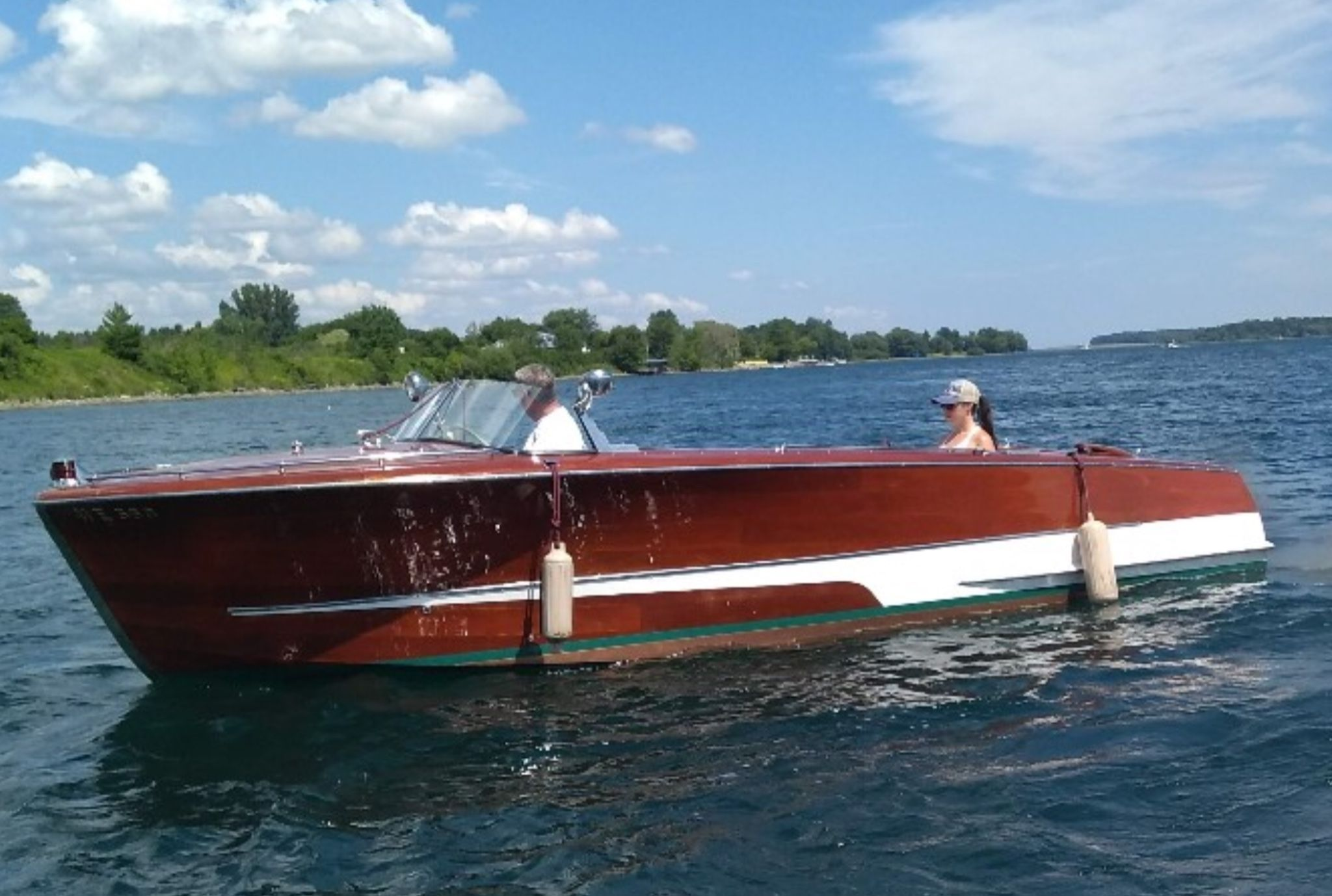 1965 22 Shepherd Runabout Boat Cabin Cruiser Speed Boats