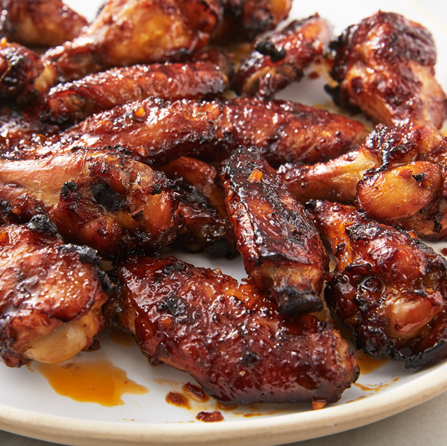 These Chicken Wings Have The Most Mouth Watering Marinade