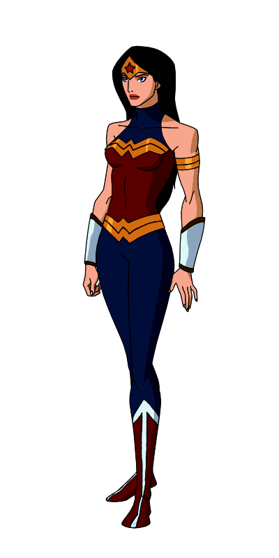 Yep Jinx I Mixed Her Comic And Tv Show Design Because People Liked Her Tv Version Better So Wonder Woman Art Wonder Woman Justice League Wonder Woman