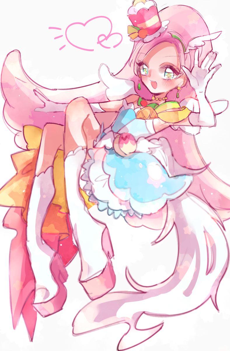 Pin by 96Starlight💖 on Precure Pretty cure, Magical girl