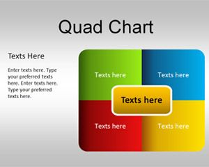 Download free quad powerpoint template and chart created using download free quad powerpoint template and chart created using microsoft powerpoint smart art objects and shapes toneelgroepblik Gallery