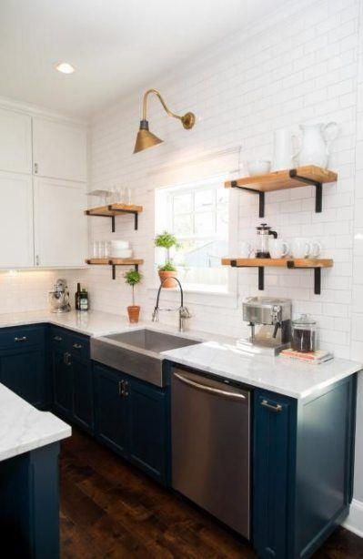 farmhouse kitchen design joanna gaines islands 25 ideas in 2020 upper kitchen cabinets on kitchen layout ideas with island joanna gaines id=57134
