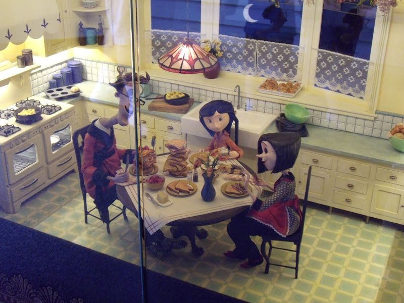Coraline Stop Motion Animation Puppets And Sets On Display Original Film Costumes And Props On Display Stop Motion Coraline Coraline Movie