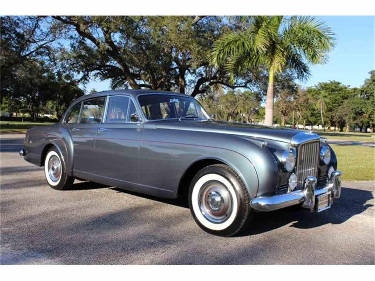 1960 bentley s2 sedan bentley flying spur bentley