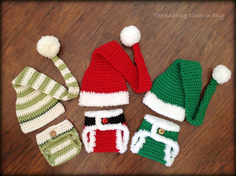 Crochet diaper cover santa and elf pattern pinned by pin4etsy crochet diaper cover santa and elf pattern pinned by pin4etsy bankloansurffo Gallery