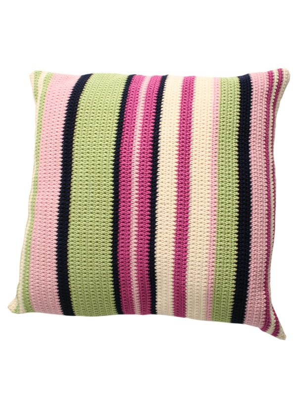 Love this crochet pillow...but this site has a ton of other free ...