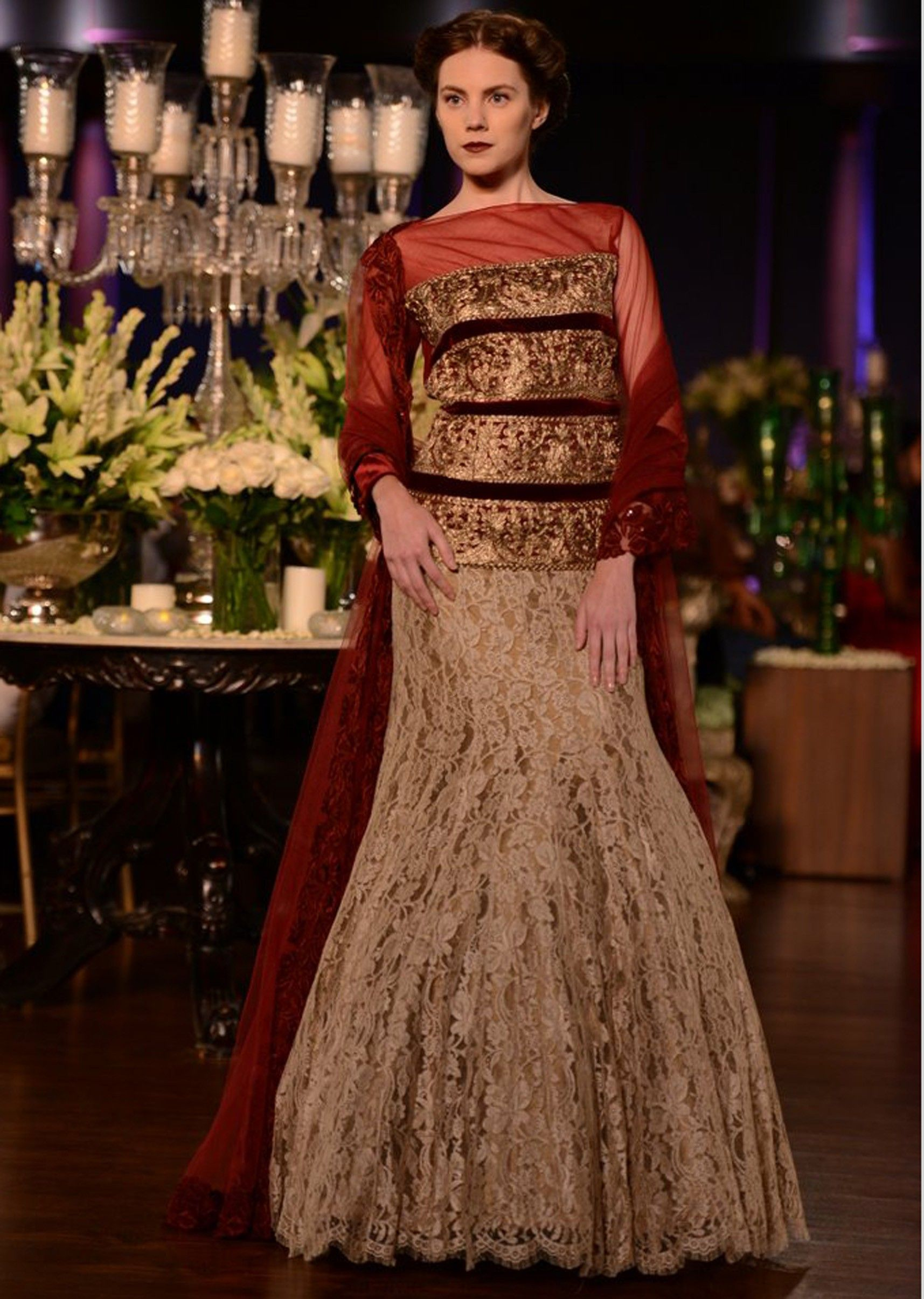 Manish malhotra heavy ethnic collection inspired bythe silhouettes