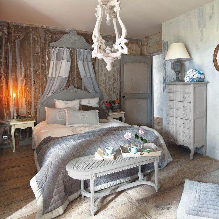 housse de couette romantique maison du monde ventana blog. Black Bedroom Furniture Sets. Home Design Ideas