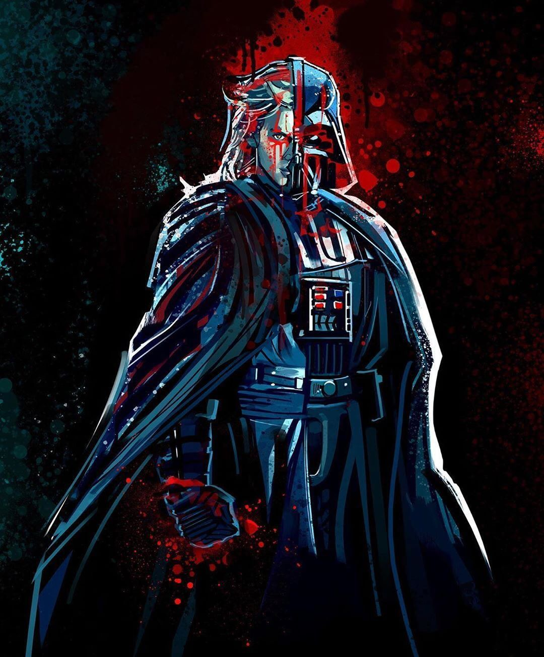 Wallpaper Marvel Comics Star Wars Dark Iphone Lion