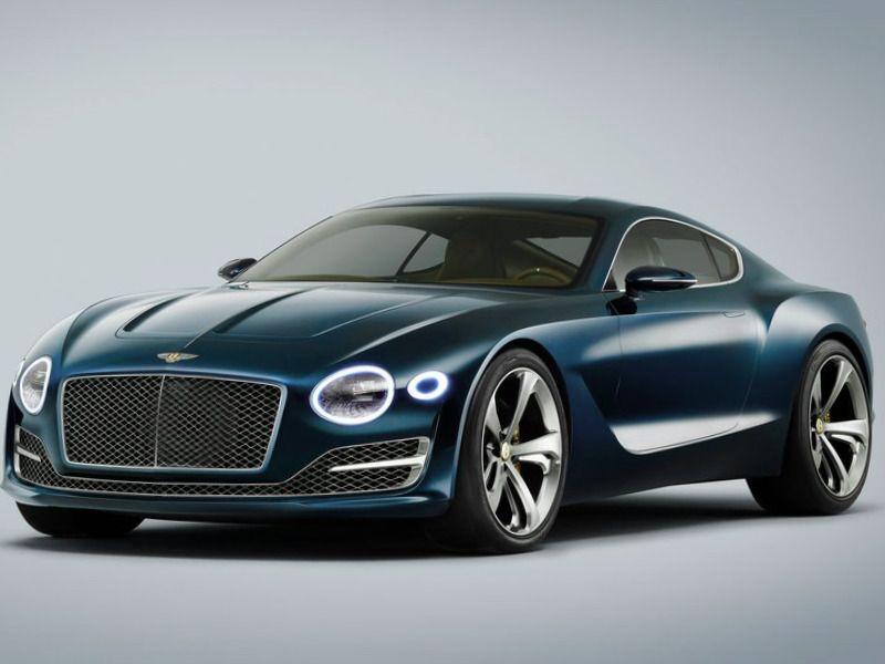 Bentley Exp 10 Speed 6 Konzept Super Cars Concepts