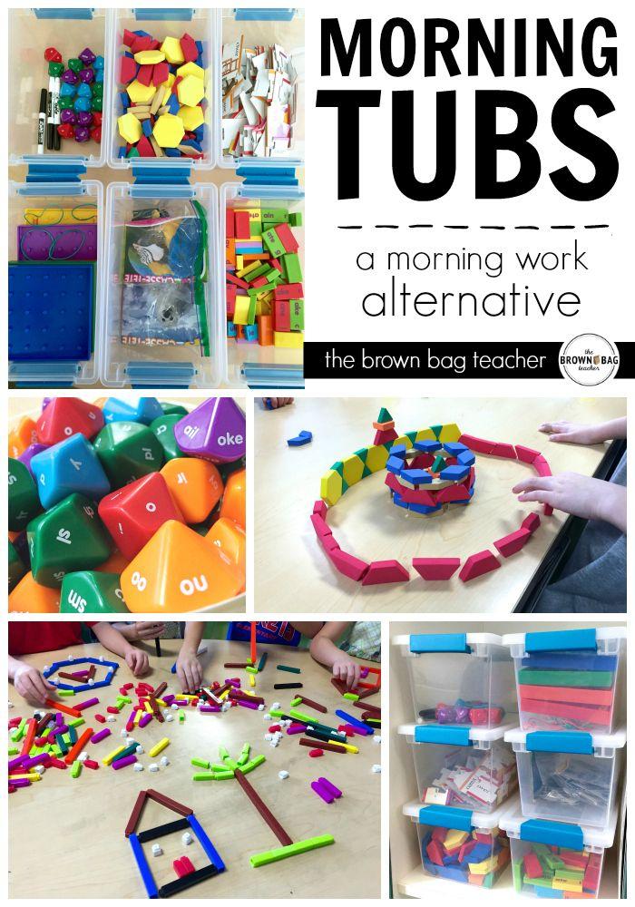 A 1st Grade Morning Work Alternative | Fresh Ideas for
