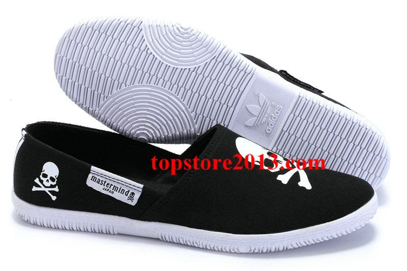 New Arrived Adidas Adidrill Men Black White Casual Shoes