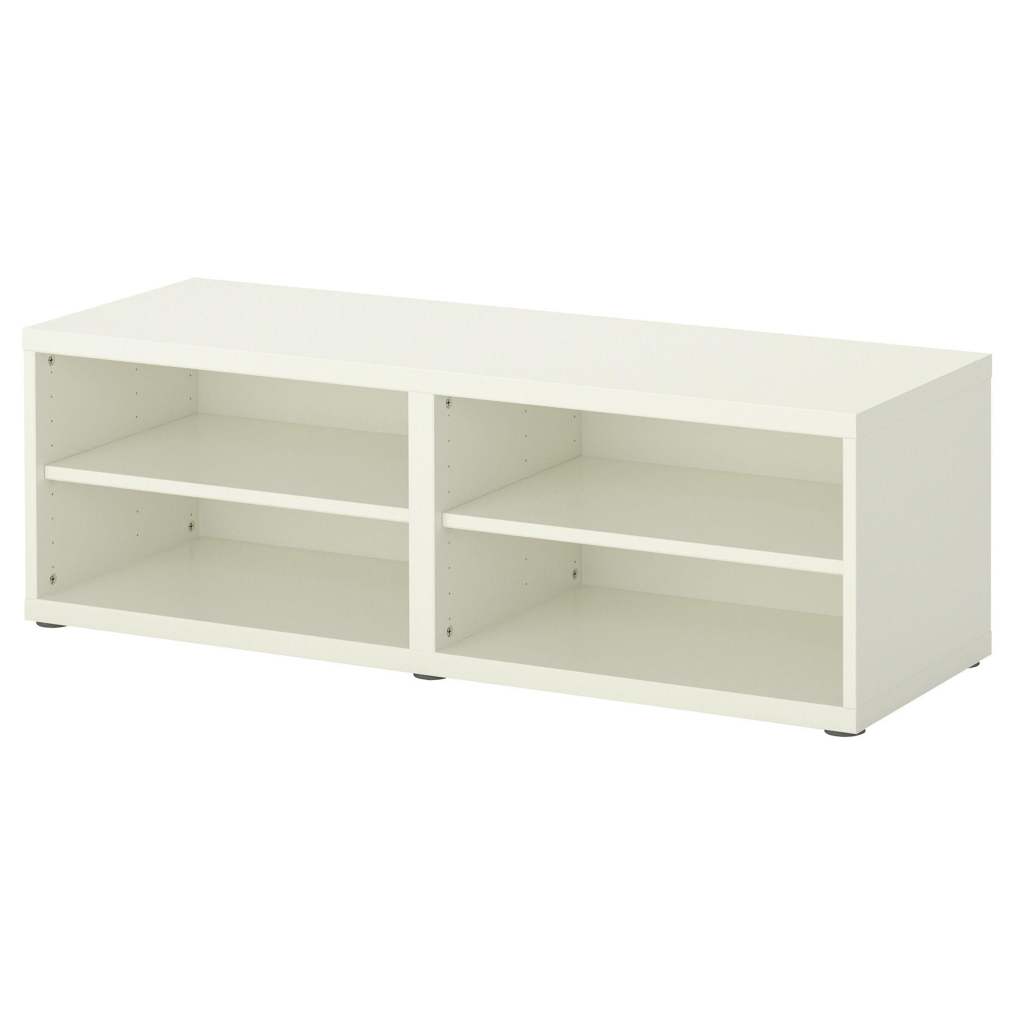 BESTÅ Estantería/mód ext altura - blanco - IKEA | IKEA | Pinterest