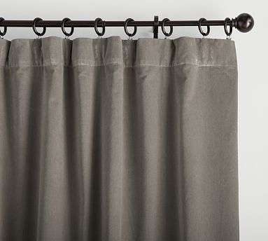Really Considering Velvet Drape Potterybarn In My Dining Room I May End Up Purchasing