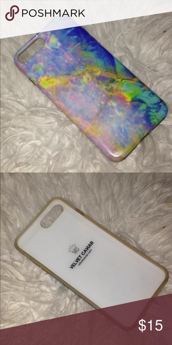 quite nice 3d833 6b15a 🌟PRICE FIRM 🌟Velvet Caviar IPhone 8 plus case In good condition ...