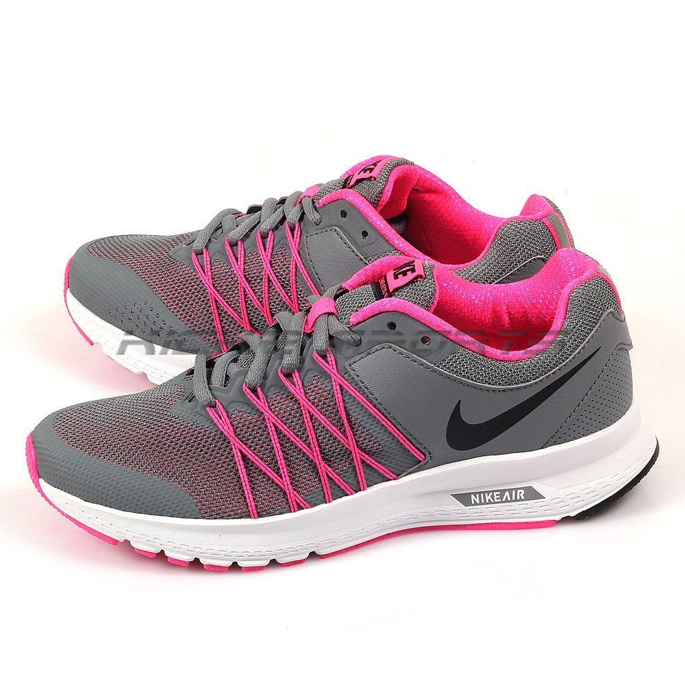 Nike Wmns Air Relentless 6 Msl Cool GreyBlack Pink Blast