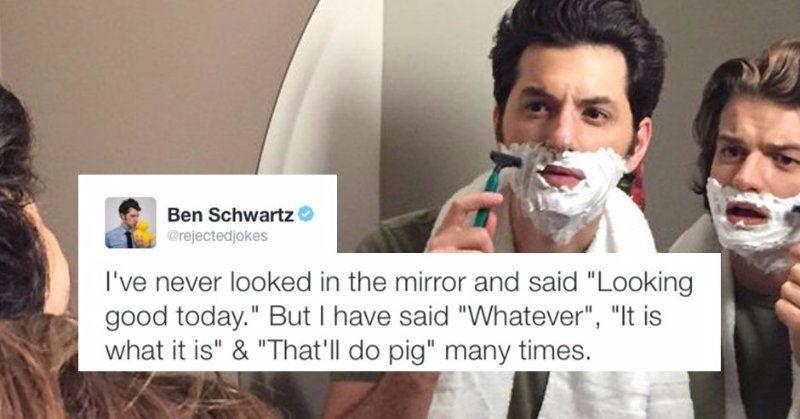 15 Times Ben Schwartz Killed It on Twitter