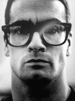 Don't do anything by half. If you love someone, love them with all your soul. When you go to work, work your ass off. When you hate someone, hate them until it hurts.  - Henry Rollins