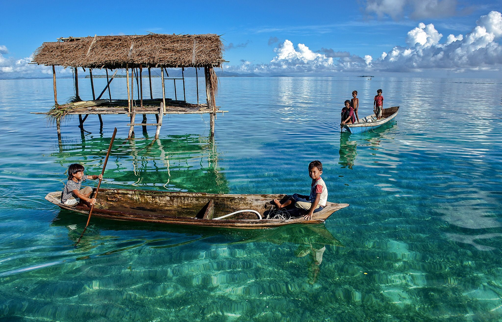 8 Unique Facts of The Bajau, Indonesia Sea Gypsies Tribe