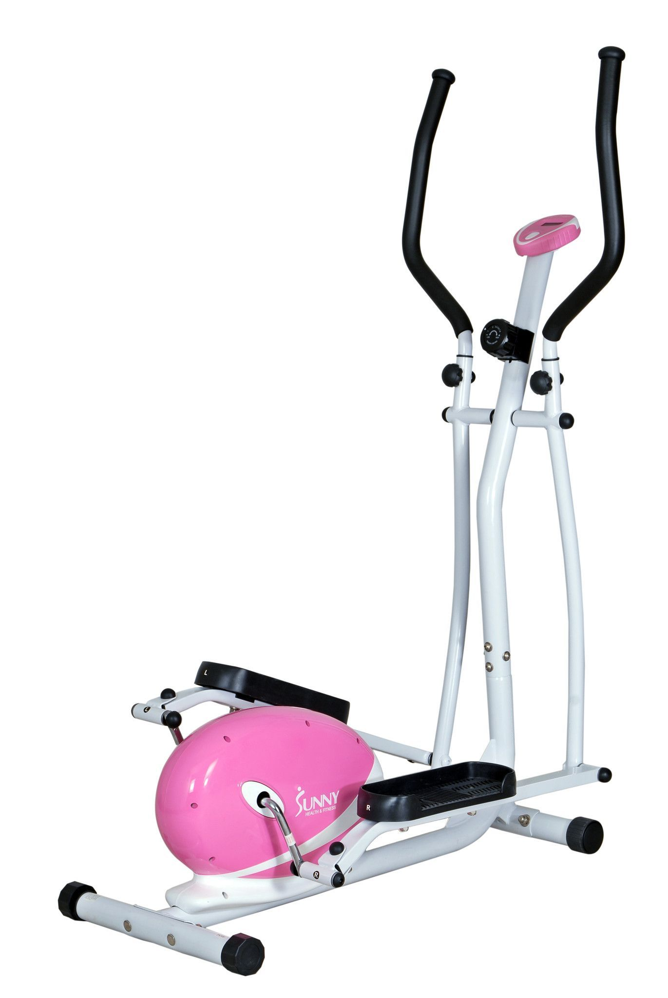 Pink elliptical in 2020 workout machines
