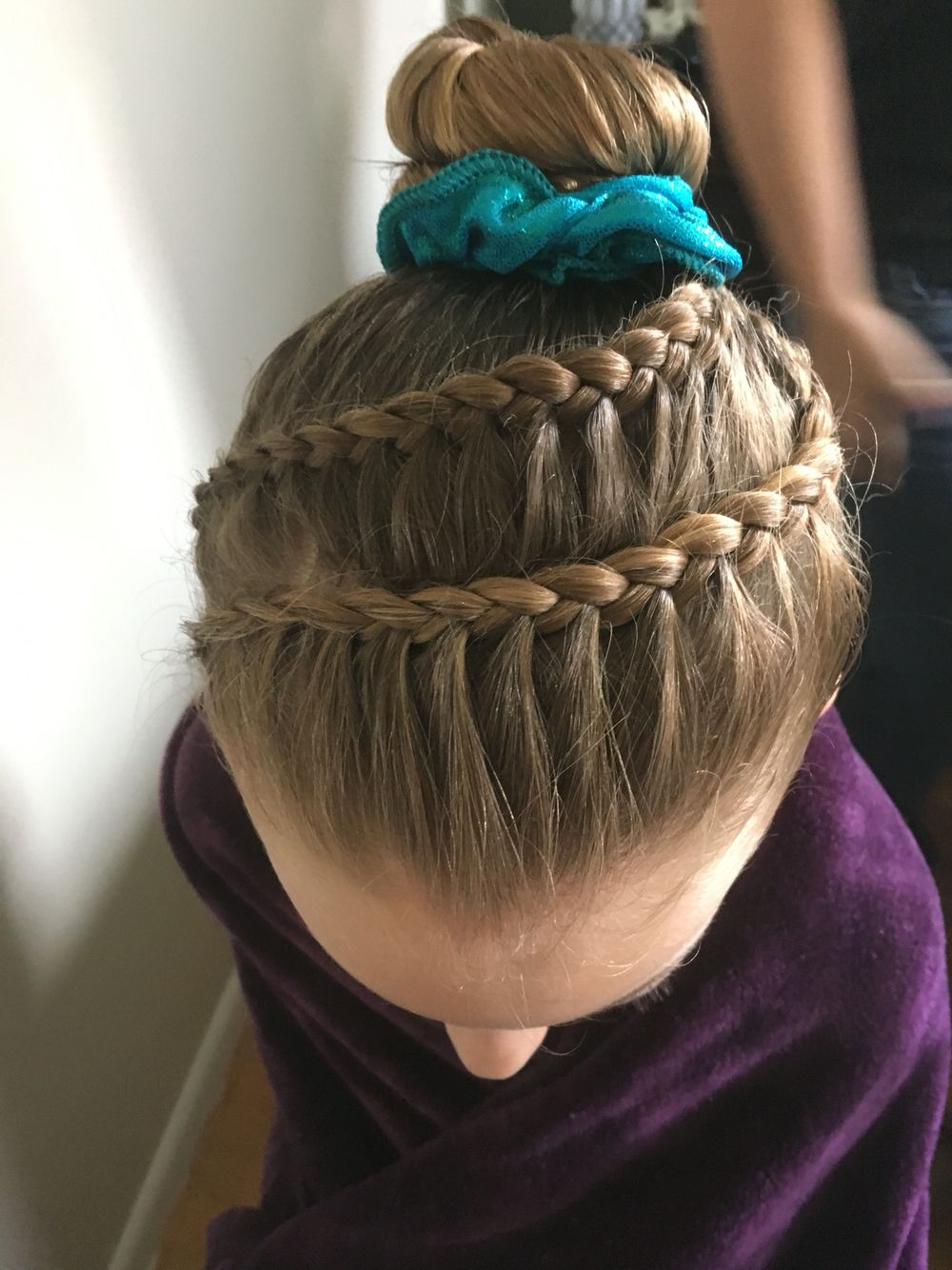 Gymnasticspetition Hair Braid