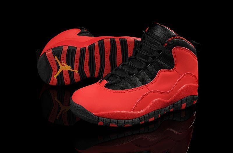 9e8a67a46db8b1 Air Jordan 10 Retro GS Fusion Red  Michael Kors Outlet UJHTGREE 652544  -   68.39   Sneakerstorm - Nike Shoes