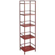 Weldon Tall Shelf - Red