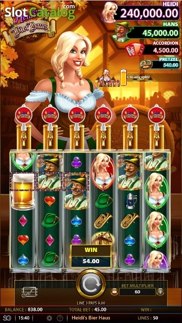 Bier Haus Slot Tips