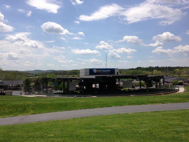 First Niagara Pavilion Burgettstown Pa Seating Chart