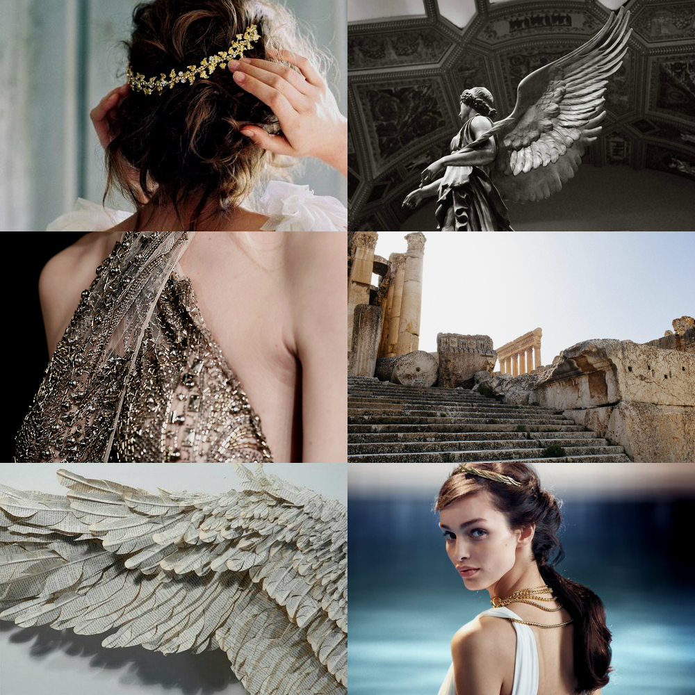 Modern Greek Mythology: Nike, Greek Goddess of Victory. She was variously  described as the daughter of the Titan Pallas and the goddess Styx (Styx is  a ...