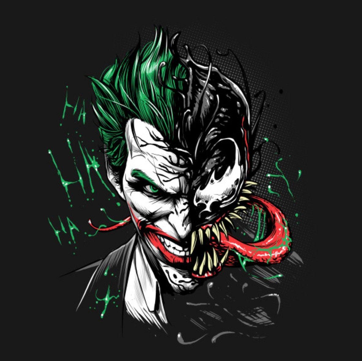 The Joker Venom Desenhos Do Coringa Arte Do Palhaco Loja De