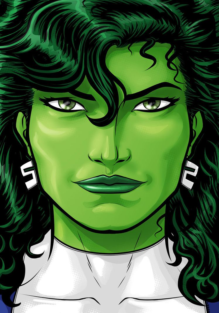 She Hulk Jennifer Walters Shehulk Hulk Comic Hulk Art