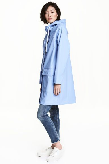 Manteau de pluie à capuche   Mode ♡   Pinterest   Manteau ... de102723f139