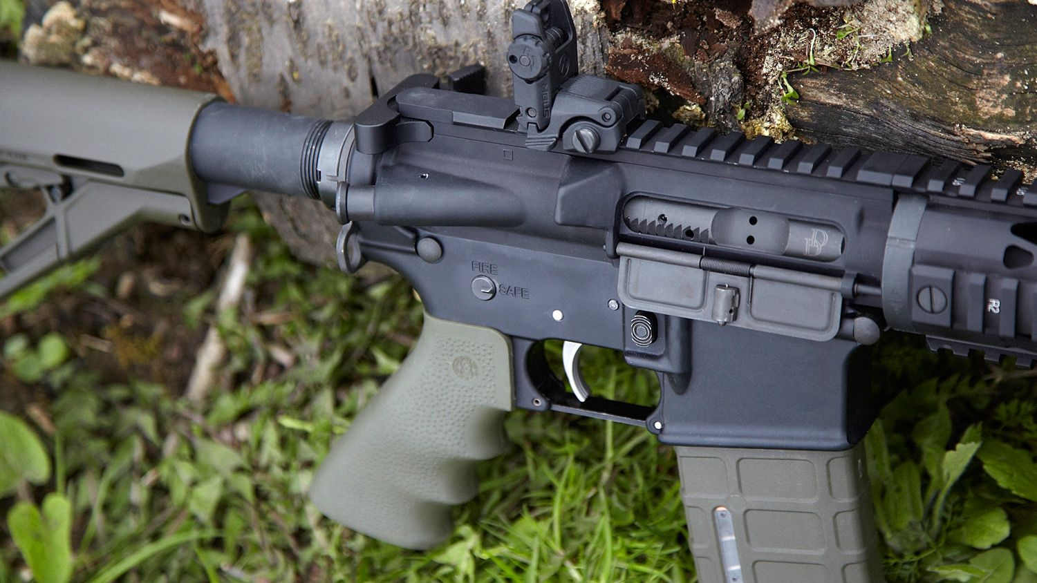 how to build an ak 47 from scratch