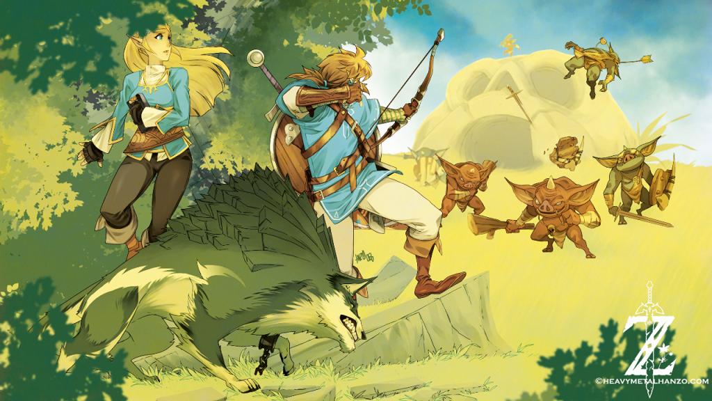 Breath Of The Wild Art 4k 2020 Live Wallpaper Hd Legend Of Zelda Breath Legend Of Zelda Breath Of The Wild