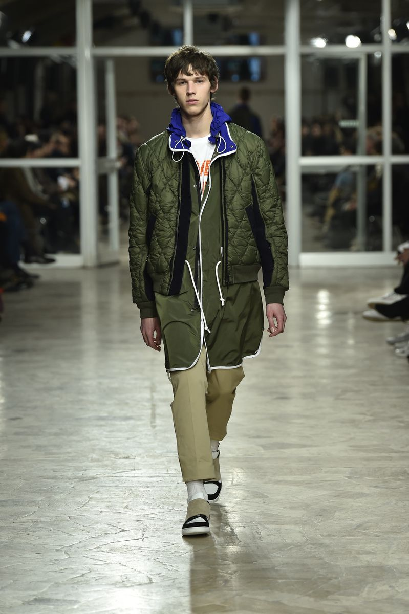 Tim coppens menswear fall winter florence y fw