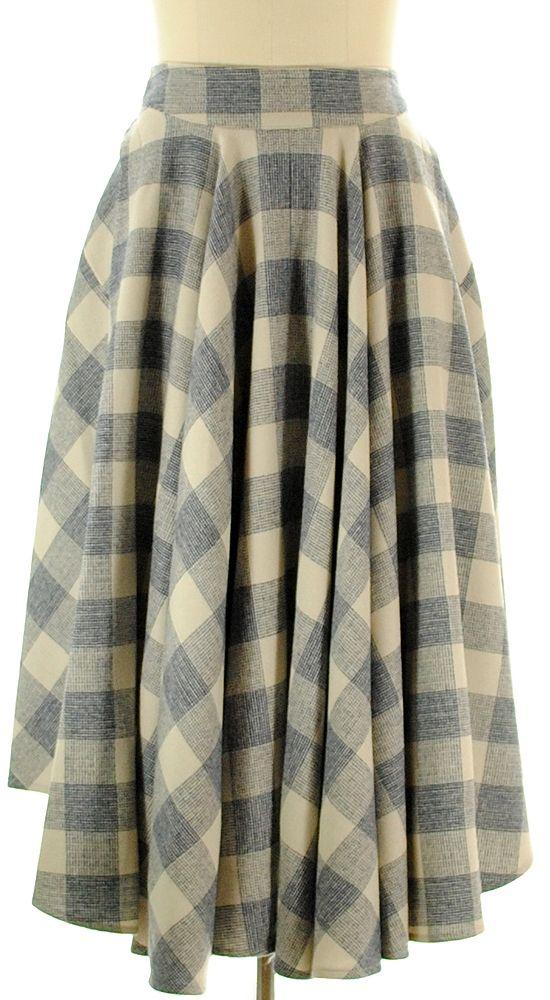 Semi Circle Skirt 45