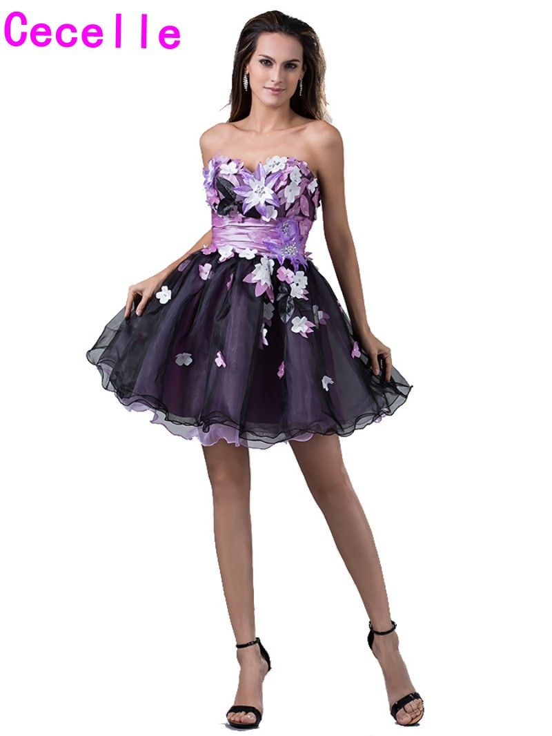 Cute Black Girls Formal Dresses for Juniors