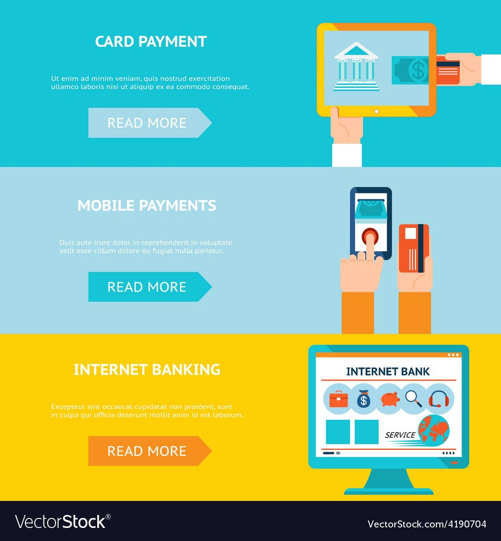 Internet Banking And Mobile Payments Royalty Free Vector Sponsored Mobile Banking Internet Payments Ad Nautical Labels Mobile Payments Vector Free