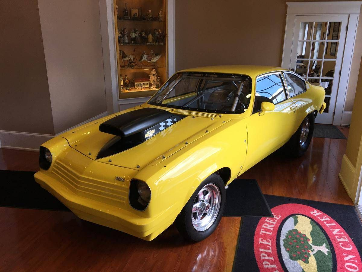 1975 Chevrolet Vega Race Car - 454 c.i. engine on Nitrous. | Race ...