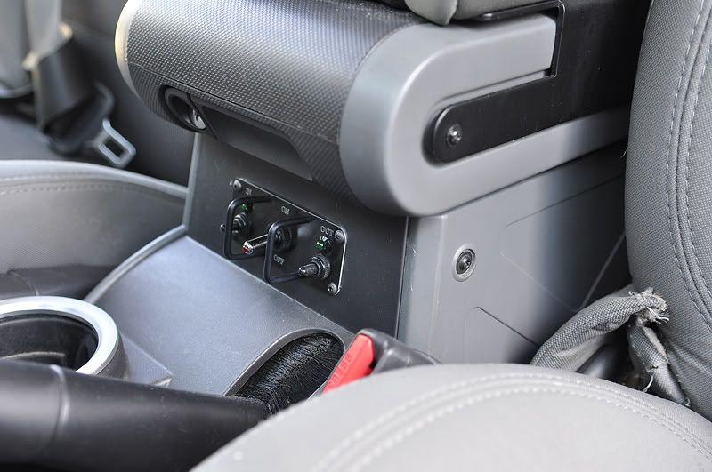 Custom Switch Panel Jeep Wrangler Accessories Jeep Jku Jeep Jk
