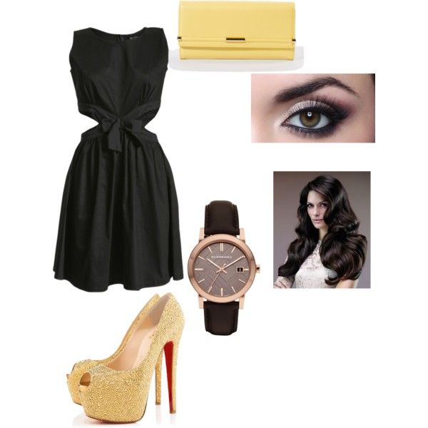"""""""MANI"""" by anama-r on Polyvore"""